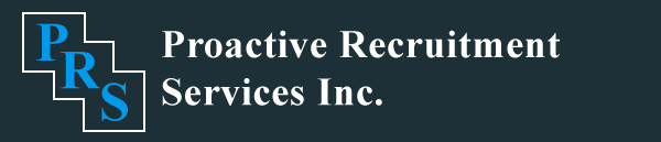 Proactive Recruitment Services Inc